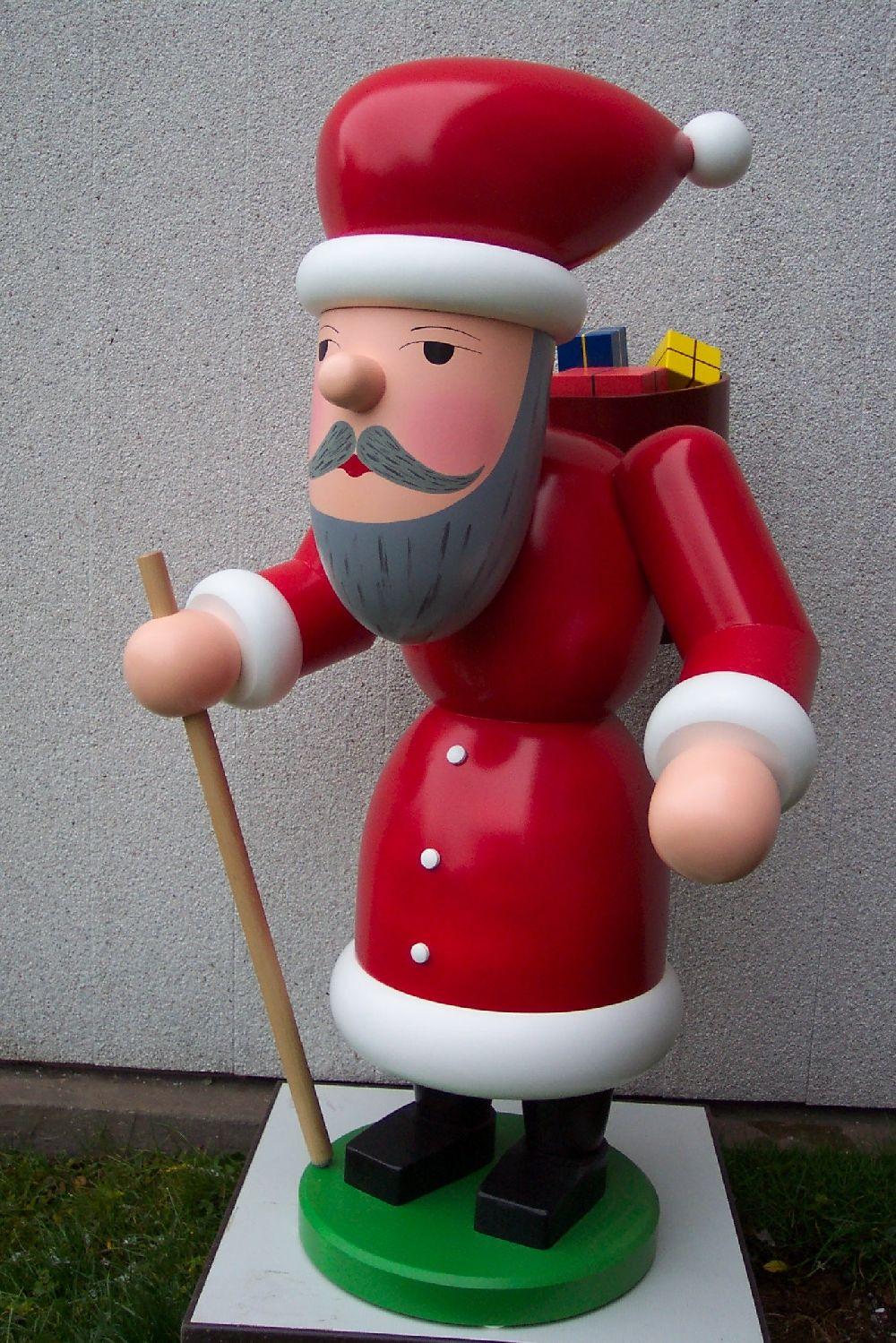 26 Weihnachtsmann 120 cm