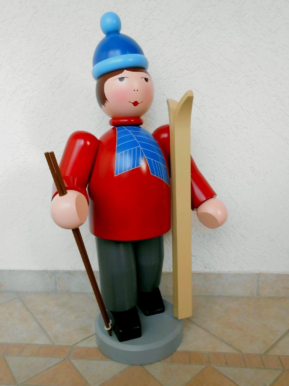 31 Skifahrer 75 cm